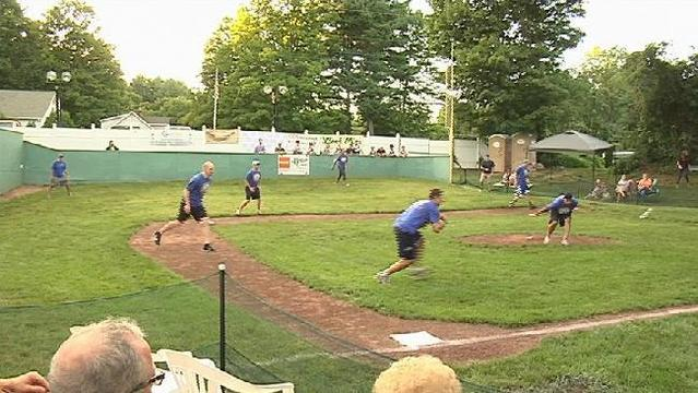 Opening ceremonies held for 9/11 Wiffle Ball Tournament
