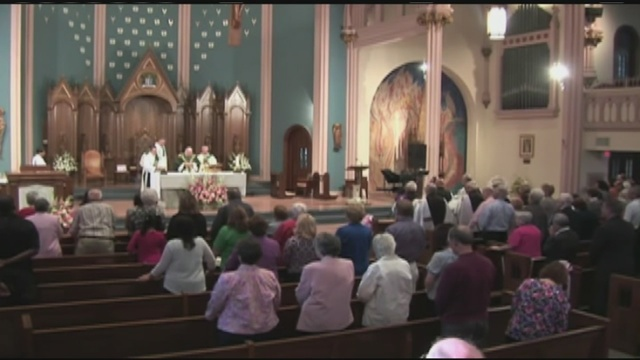 5th Annual Pink Mass Event