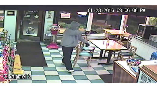 Two Restaurants In Pittsfield Robbed At Gun Point