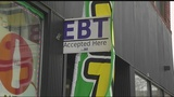 Technical problem corrected that caused issues with EBT cards