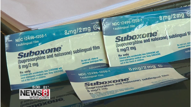 CT man first in New England to get recently FDA-approved opioid treatment