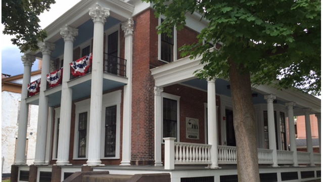 Springfield home of monkey wrench inventor restored