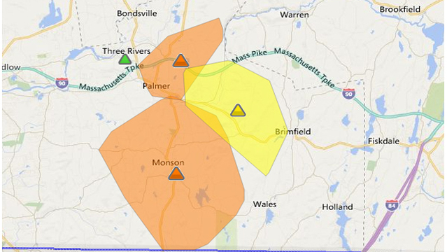 National Grid Power Outage Map Eastern Massachusetts.Animal Blamed For Power Outage Affecting 6 000 Customers
