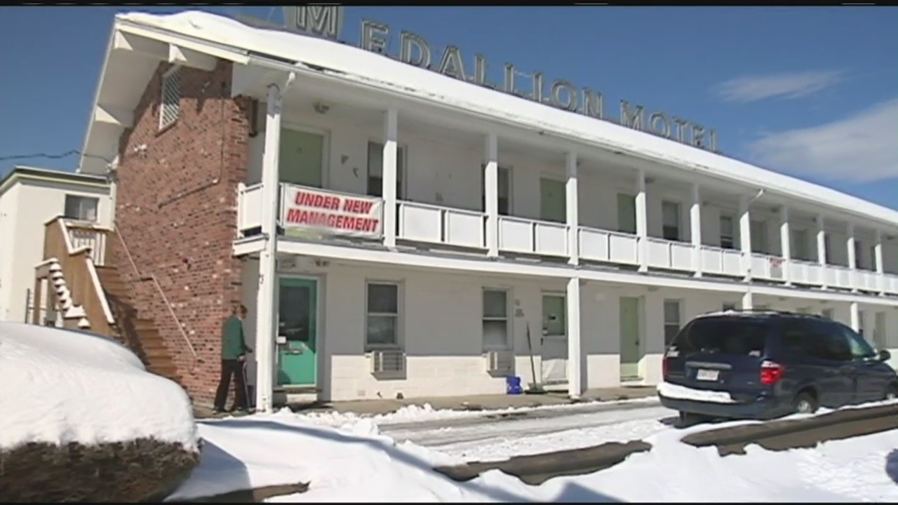 Medallion Motel set to close, residents notified by management 2 weeks before