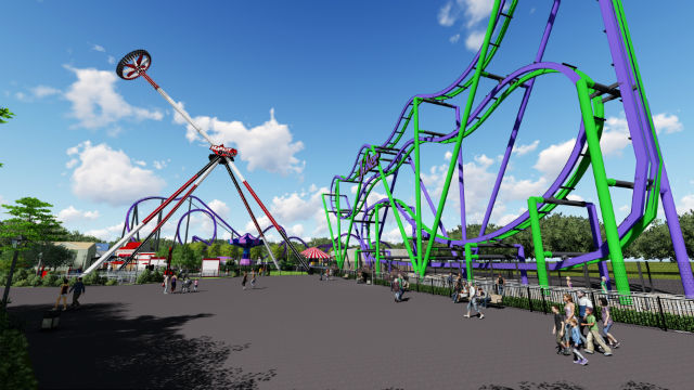 Sfne Hq Render06_688849 Six Flags New England