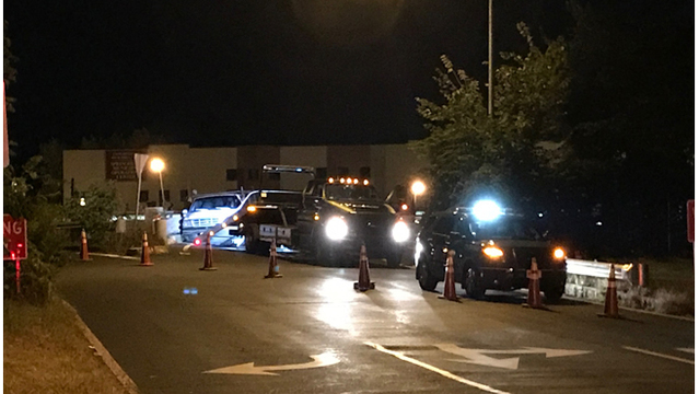 One man killed in single-vehicle crash in Springfield