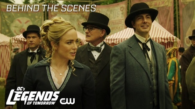 Preview: DC's Legends of Tomorrow - Freakshow