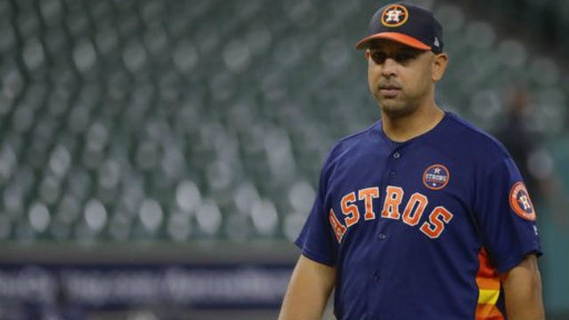 Red Sox hire Alex Cora as new manager