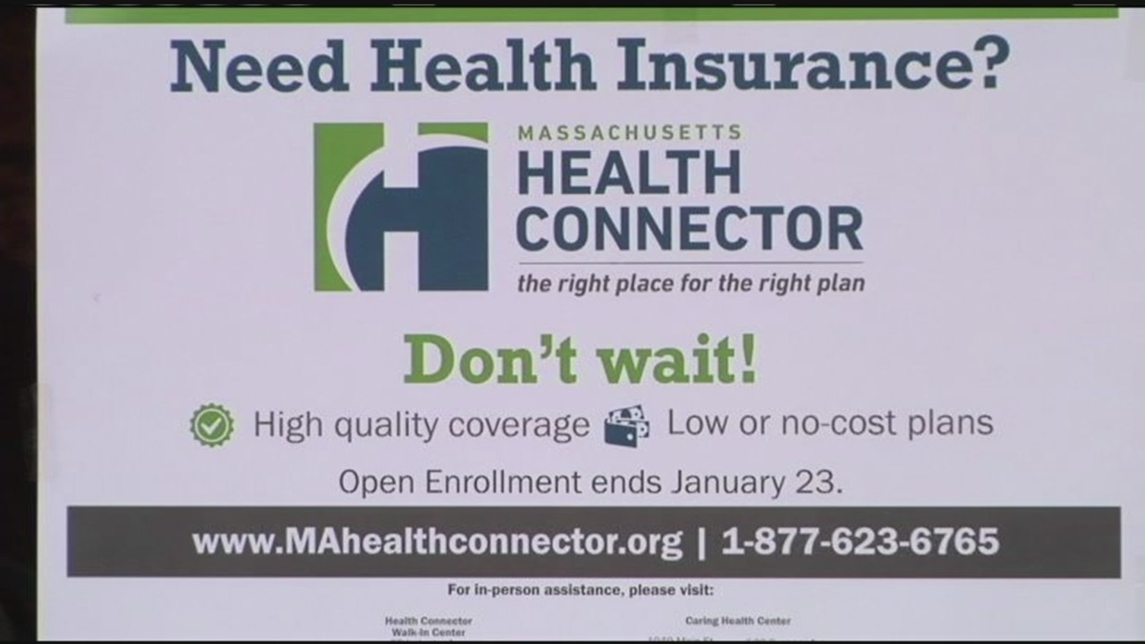Health Connector Enrollment Events Held In Holyoke Springfield