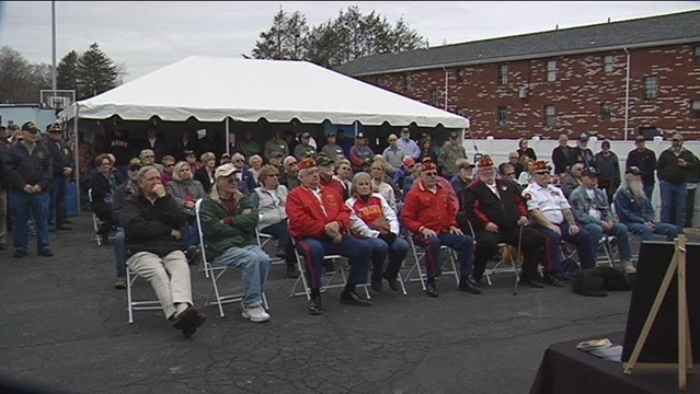 Veterans mark Vietnam War anniversary