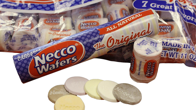 Anxious candy lovers are hoarding Necco wafers