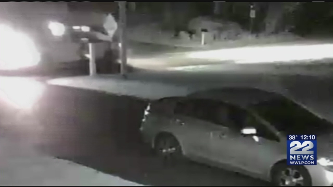 wilbraham pd: truck in video may be connected to recent car break-ins