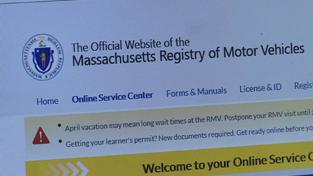 RMV still dealing with long wait times and website issues