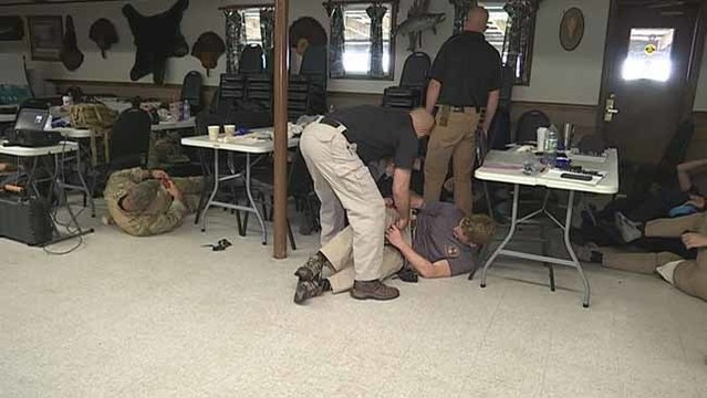 Officers, emergency personal attend Officer Down Rescue Course