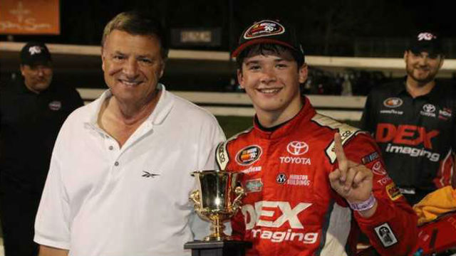 NASCAR K&N Pro Series East returning to Thompson this weekend