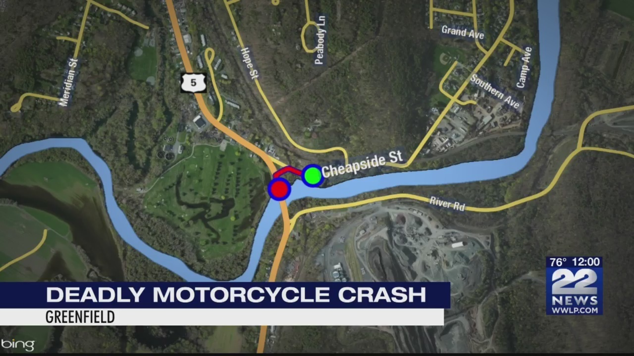1 dead, 1 injured in motorcycle accident in Greenfield