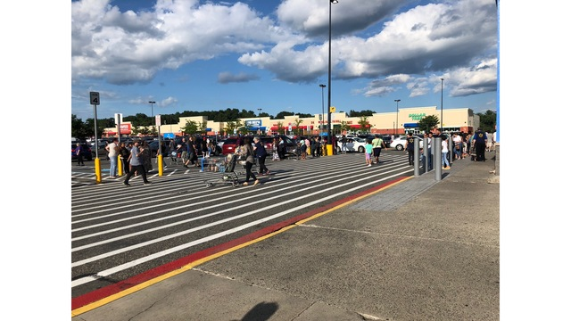 Chicopee Police Called To Memorial Drive Walmart For Possible Bomb