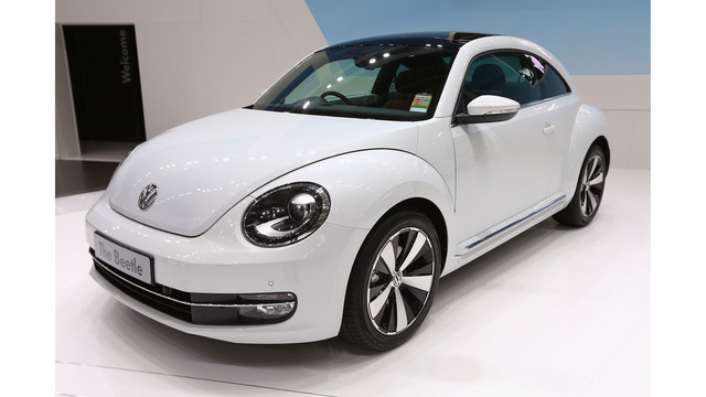 VW to stop making iconic Beetle next summer