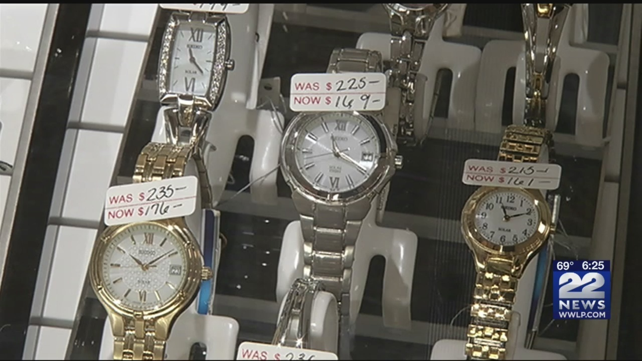 Springfield jeweler celebrates 100 years of being in business