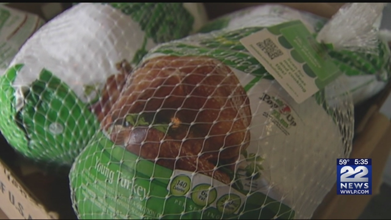 Springfield law firm donates 250 turkeys to the Gray House