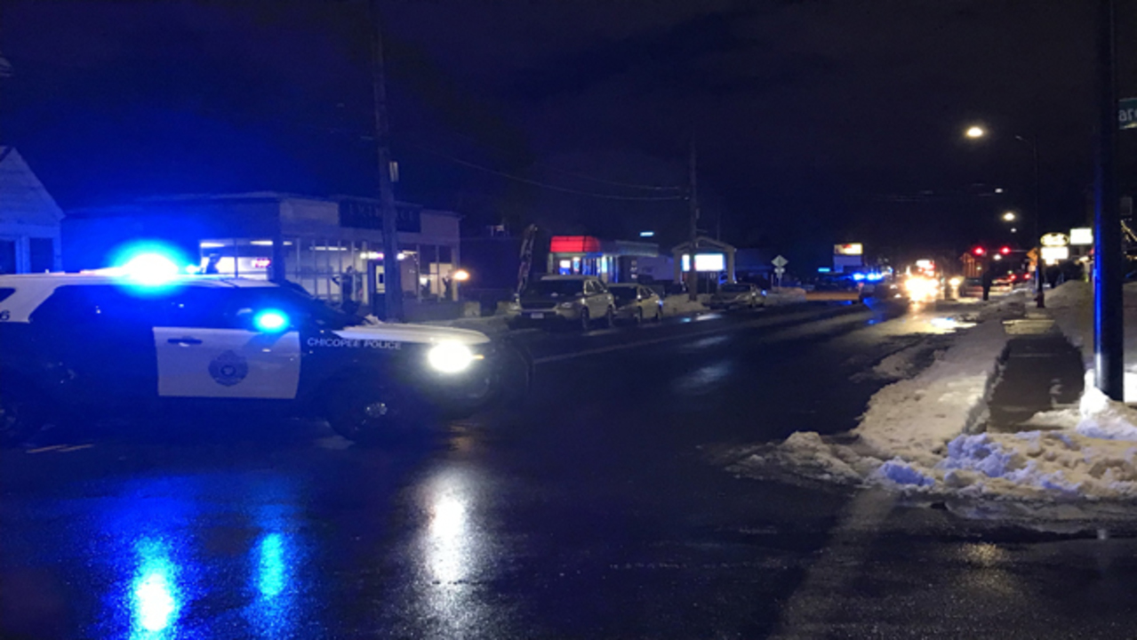 Plow truck driver facing charges after hitting elderly Chicopee man on Grattan St.