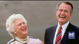 People in Kennebunkport, Maine remember George H.W. Bush