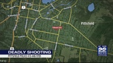 Man killed in Pittsfield shooting identified