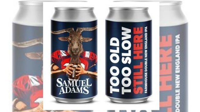 Sam Adams brewing limited-time beer to honor the GOAT