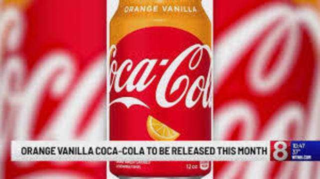 Coca-Cola to release first new Coke flavor since 2007