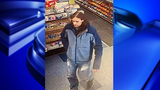 Chicopee Police looking for man who allegedly stole cases of Red Bull from store
