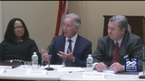 Rep. Neal discusses retirement funding reform at a round-table event in Boston