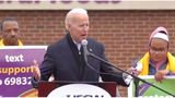 Biden showing support for Stop & Shop workers on Day 8 of strike