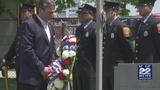 Fallen firefighters honored at Springfield memorial
