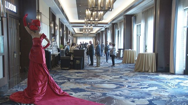 24th Howdy Awards for Hospitality Excellence held at MGM Springfield